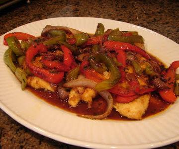 Chicken Marsala – A little different {RECIPE}