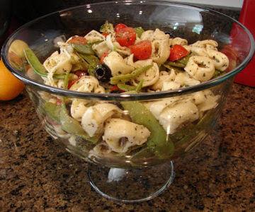 Summer Favorites – Kabobs and Pasta Salad {RECIPE}