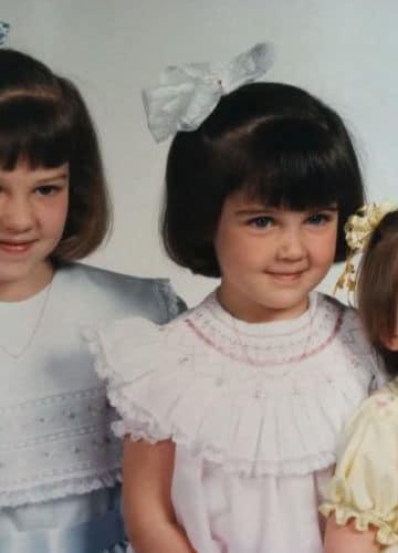 Easter Memories: Sponge Rollers and Hair Woes