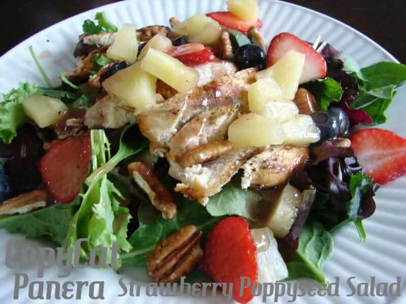 PaneraStrawberry Poppyseed