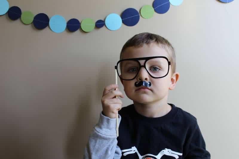 Little Man Mustache Bash 1st Birthday via Stilettos and Diapers