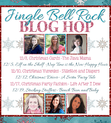 Jingle Bell Rock Blog Hop: Christmas Yummies