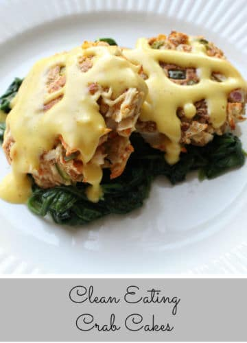 Clean Eating: Crab Cakes