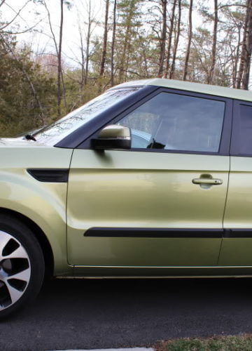 A Total Dance Machine: 2013 Kia Soul Review