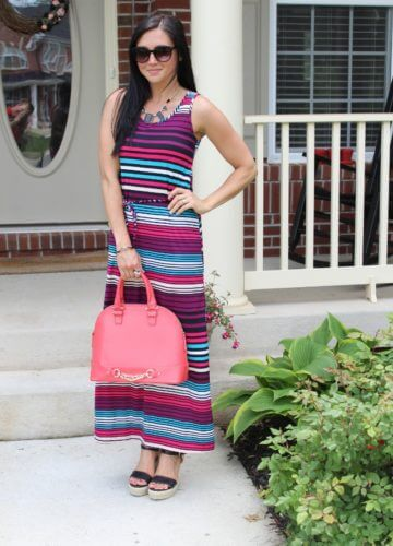 Stripes to the Max. {A Fashion Post}