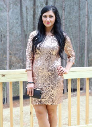 All That Glitters {A Fashion Post}