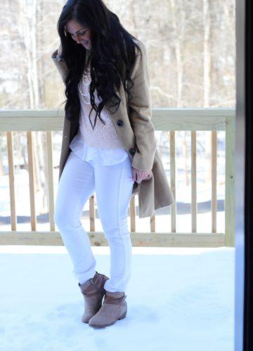 Girly Whites {Fashion}