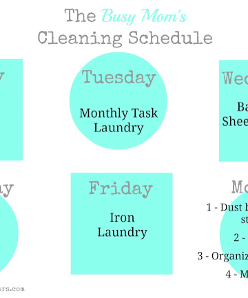 Cleaning, Organizing and Getting Back on Track