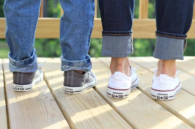Shoe Carnival #Unboxed: Converse for the family