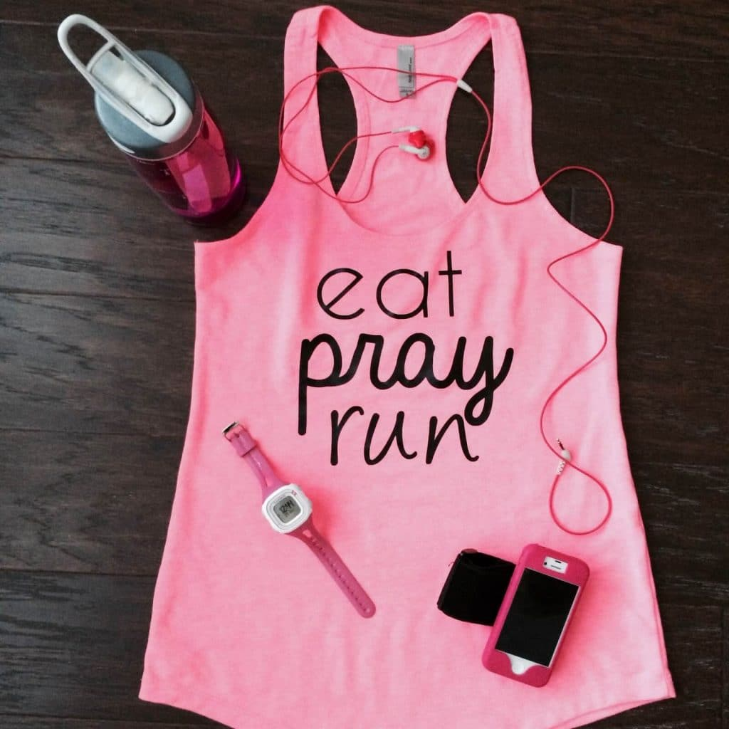 Stilettos and Diapers: Eat Pray Run from FitspirationCouture