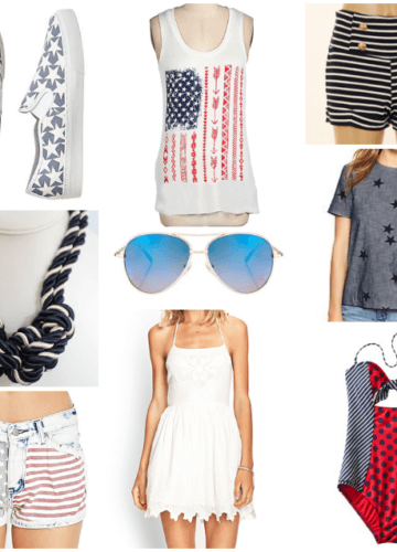 July 4th Style Under $50
