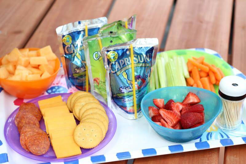 Stilettos and Diapers: Playground and Picnics with Capri Sun