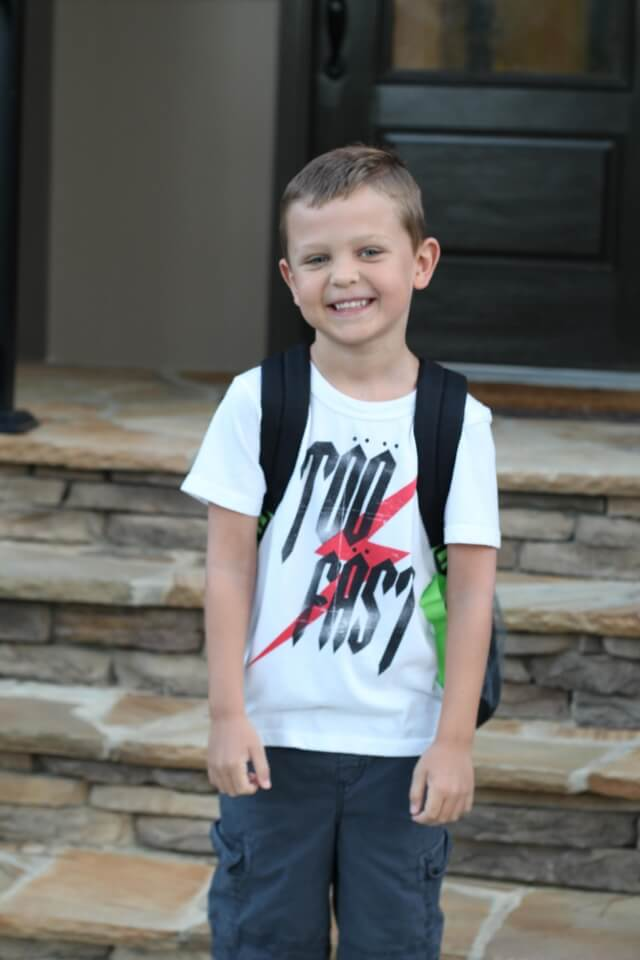 FabKids Back to School via Stilettos and Diapers