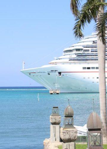 #CruisingCarnival: Arbua and Dominican Republic