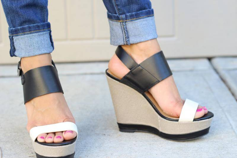 Stilettos and Diapers: Nessa by Report via Rack Room Shoes