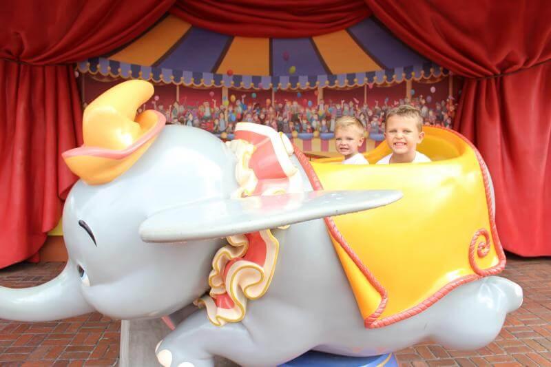 Stilettos and Diapers: Disney World