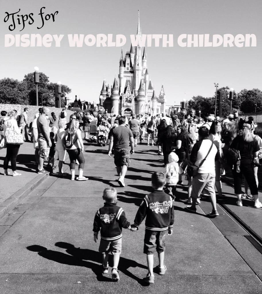 Tips for Disney World with Children