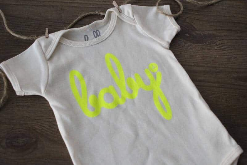 Pregnancy Announcement via Stilettos and Diapers