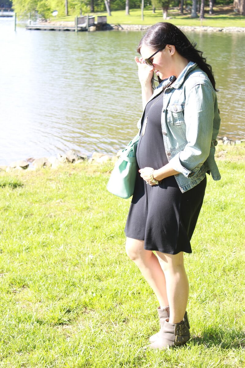 Stilettos and Diapers: 21 weeks pregnant with J. Jill