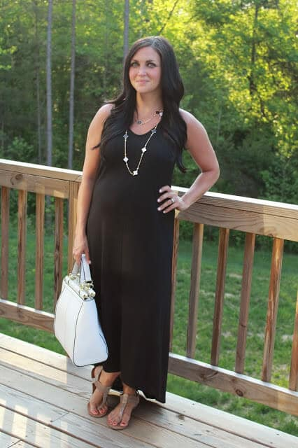 Stilettos and Diapers: 22 weeks pregnant   Jeweled Sandals with Rack Room Shoes