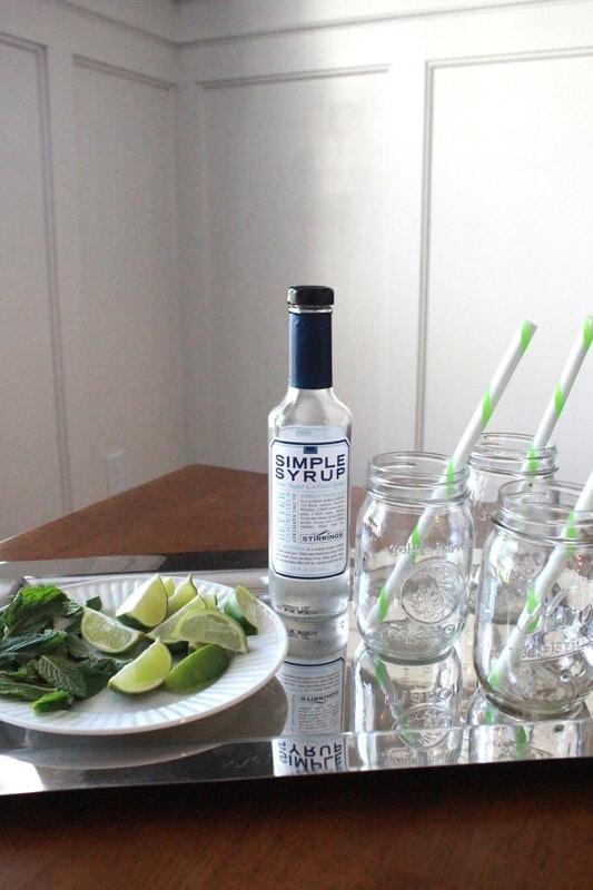 Mojito Mocktails: Virgin Summer cocktails when pregnant
