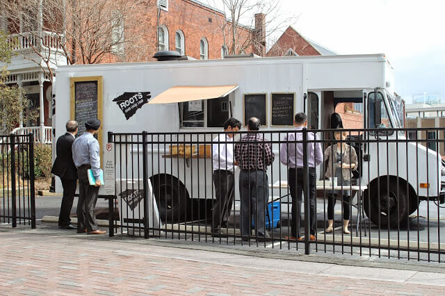 Where to eat in Charlotte: Food Truck Friday