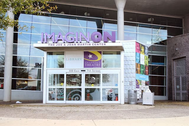 What to do in Charlotte: ImaginOn