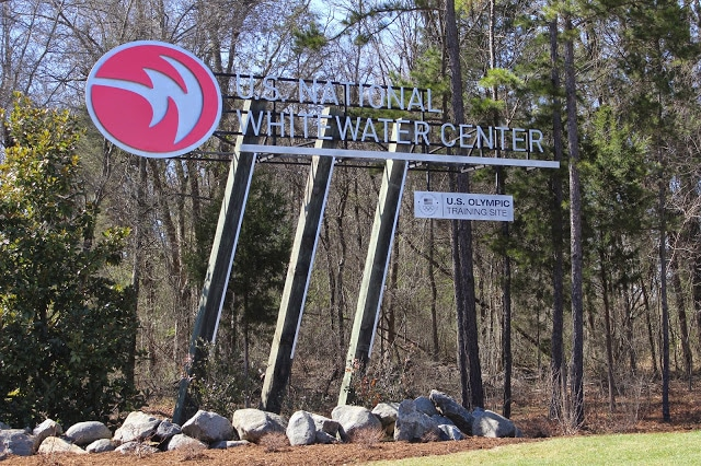 What to do in Charlotte: U.S. National Whitewater Center