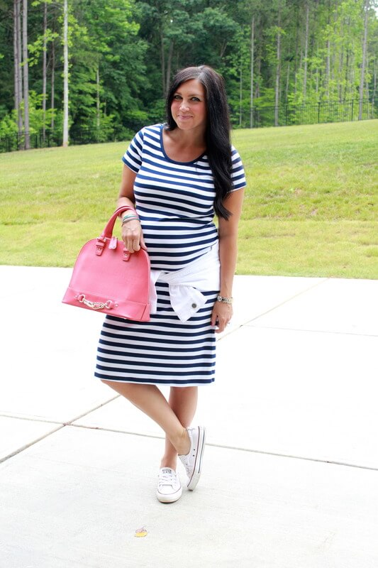 Dress the bump: 26 weeks pregnant