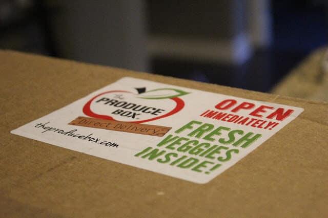 The Produce Box