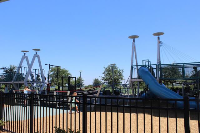 Mount Pleasant Waterfront Park