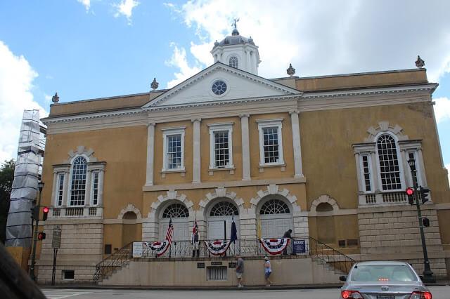 Charleston Old Exchange Building