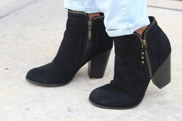 Fall Transition Booties