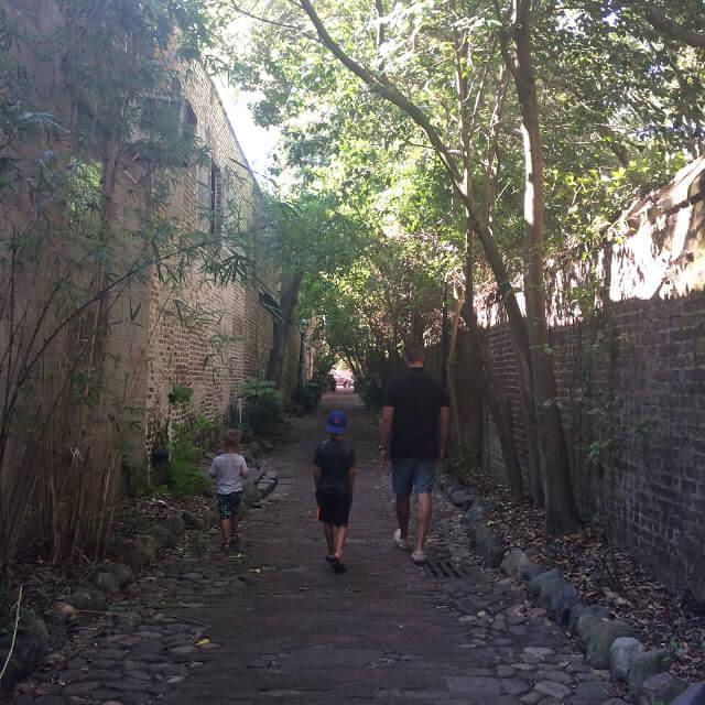 Charleston Exploring with Kids