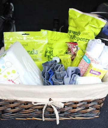 The Mom Car Essentials + Giveaway!