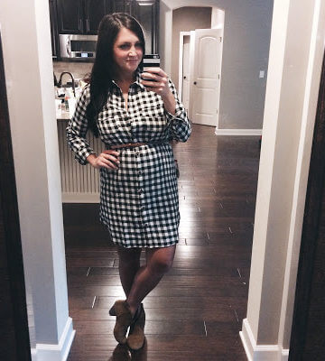 What Molly Wore: Fall Style