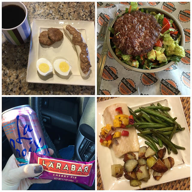 whole30 meal plan and progress