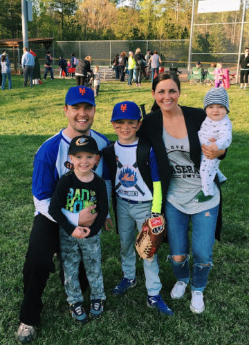 Weekend Wrap-Up: Baseball Time