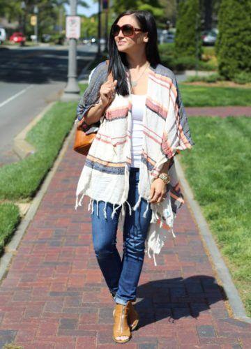 Fashion || Tassels and Stripes