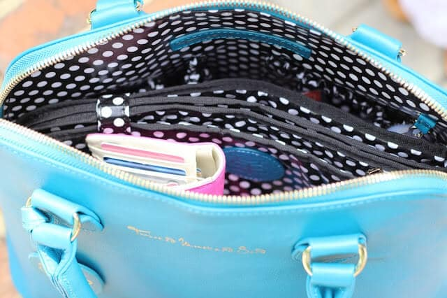 Twisted Mustard Seed Diaper Bag