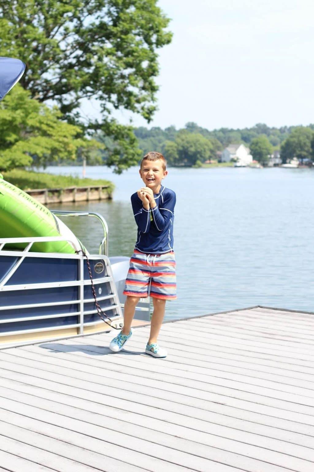 Boating shoes: Crocs