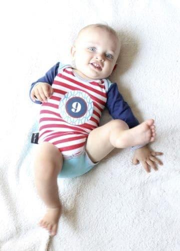 Baby Update: 9 Months Old