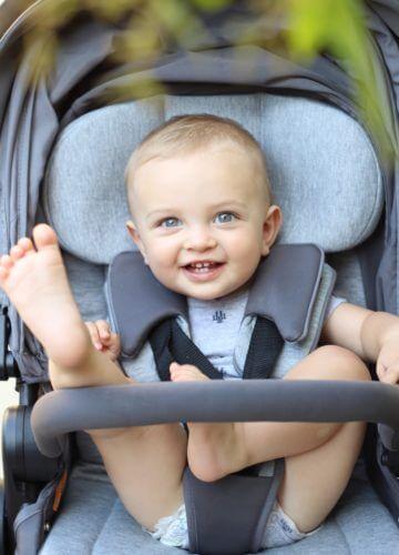 Motherhood    Baby Gear Find: Maxi-Cosi Adorra