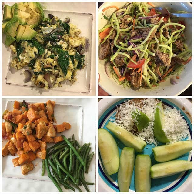 Whole30, Whole9 reset, buffalo chicken casserole, broccoli slaw