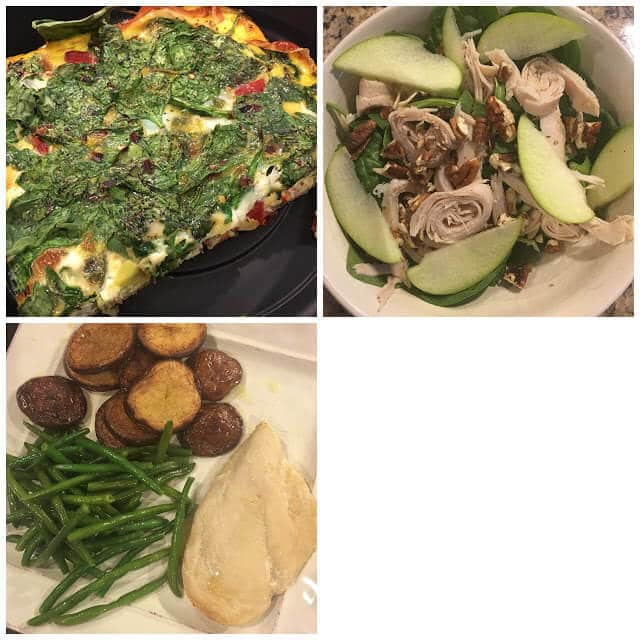 Whole30, Whole9 reset, prosciutto egg bake, make ahead breakfast