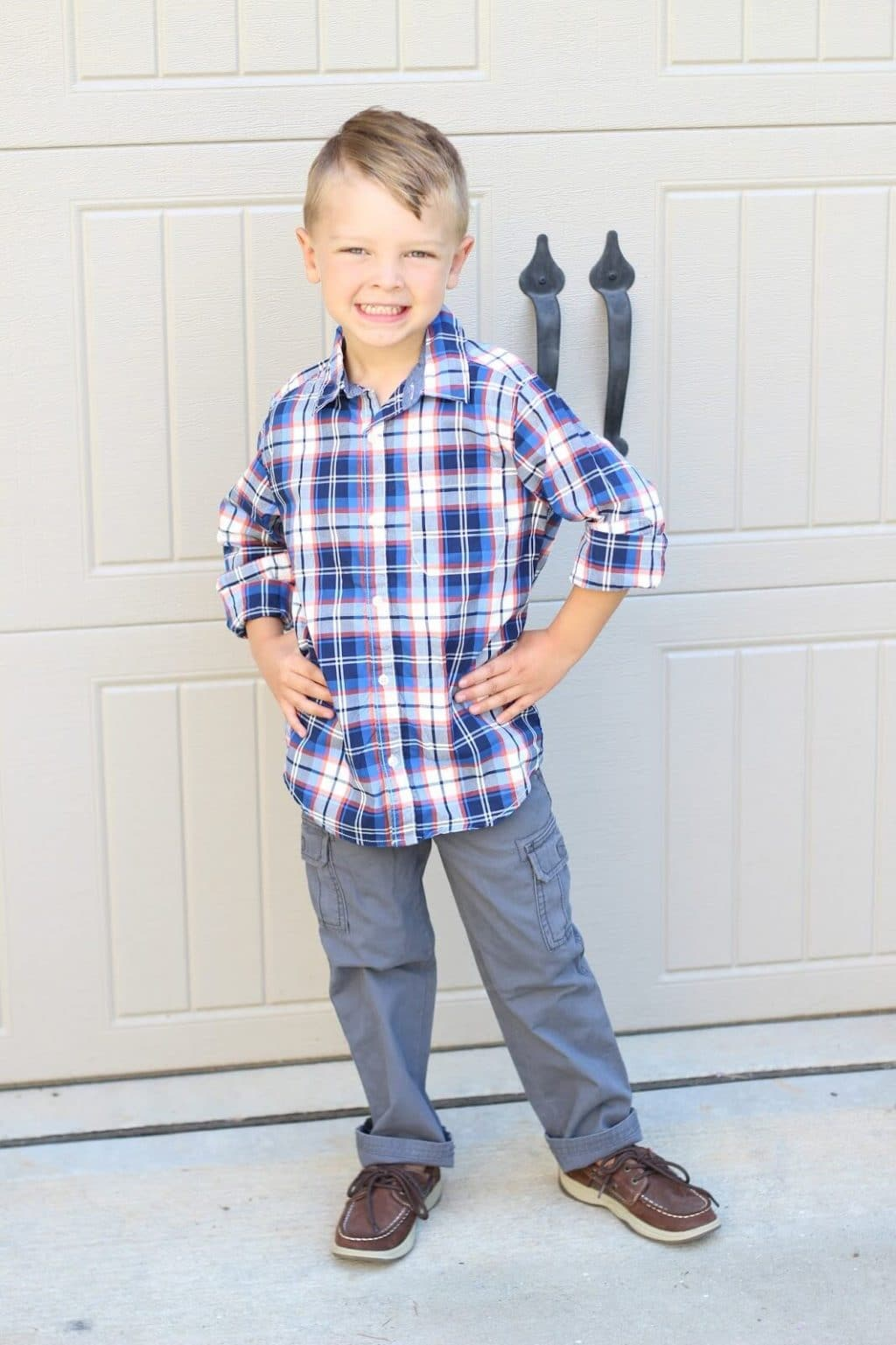 Pre-K back to school outfits