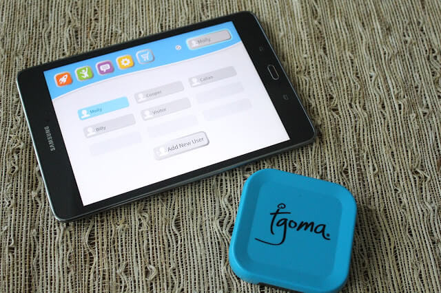 Springfree Trampoline tgoma app, gaming outdoors