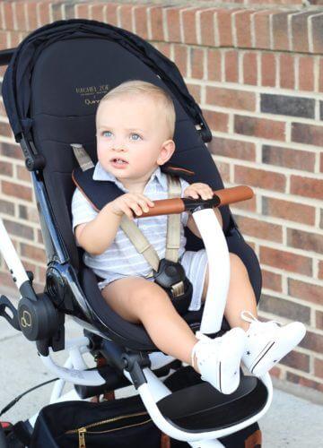 Motherhood    Fashion Meets Baby Gear