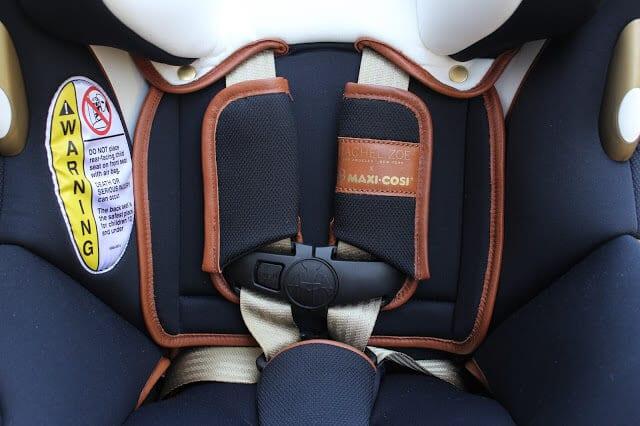 Maxi-Cosi Pria85, largest convertible seat