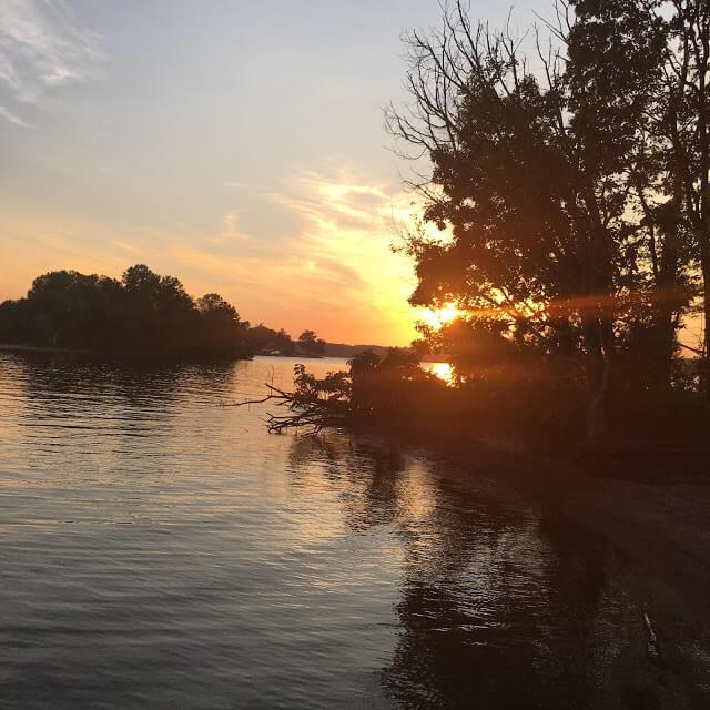 Lake Norman, NC Sunset